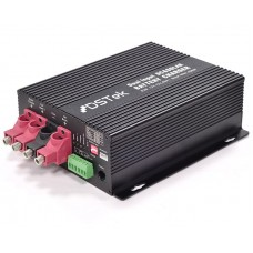DC e Solar charger - doppio ingresso (60A DC-DC / 30A MPPT)